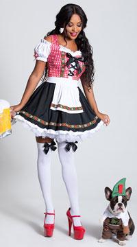 Oktoberfest Dog Costume