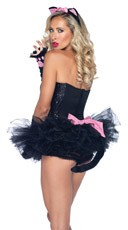 Pretty Kitty Accessory Kit - Black