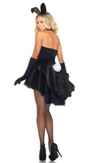 Tux and Tails Bunny Costume - Black/White