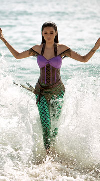 Rebel Mermaid Costume  sc 1 st  Yandy & Rebel Mermaid Costume Warrior Mermaid Costume - Yandy.com