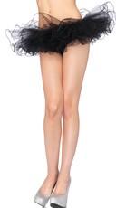 Tulle Ballet Tutu - Black