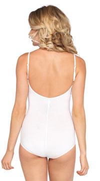 Basic Bodysuit - White