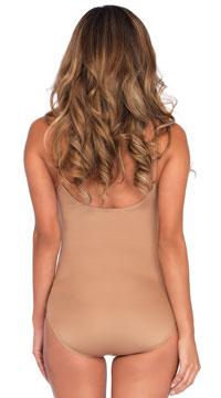 Basic Bodysuit - Nude
