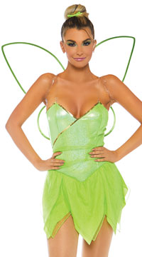 Pretty Pixie Costume  sc 1 st  Yandy & Pretty Pixie Costume Sexy Fairy Costume - Yandy.com