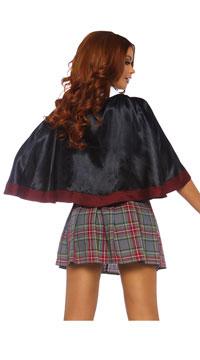 Spellbinding School Girl Costume - Multi