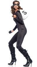 Bandit Costume Kit - Black