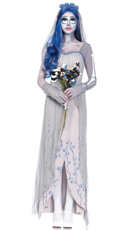 Corpse Bride Costume - Grey