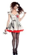 Voodoo Doll Vixen Costume