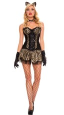 Luscious Leopard Costume - as shown