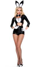 Sinful Bunny Costume
