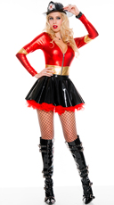 Smokin Hot Firefighter Costume