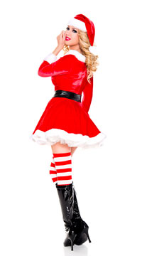 Santa's Helper Costume