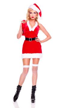 Miss Claus Costume