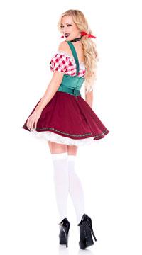 Flirty German Gal Costume