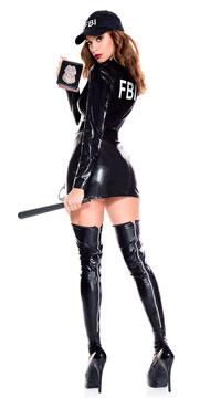 FBI Agent Costume