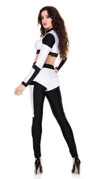 Galaxy Trooper Costume