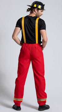 Men's Firefighter Hero Costume