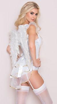 Sparkle Sweet Angel Costume