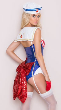 Seaside Sailor Costume