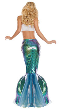Under The Sea Mermaid Costume  sc 1 st  Yandy & Under The Sea Mermaid Costume Sexy Mermaid Costume - yandy.com