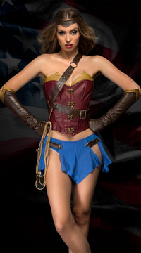 Glamazonian Costume