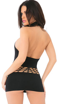 Womanizer Seamless Dress - Black