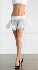 Petticoat Slip - White