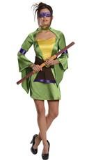 TMNT Donatello Kimono Costume - Green