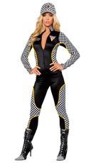 Race Car Girl Costume