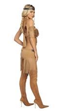 Native American Warrior Costume