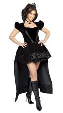 Plus Size Evil Queen Costume