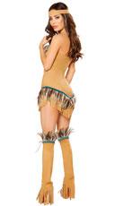 Native American Seductress Costume - Honey