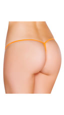 Low Rise G-String - Orange
