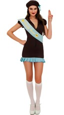 Brownie Scout Costume
