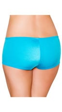 Low Rise Smooth Shorts - as shown