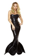 Mistress Mermaid Costume