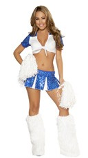 Sexy Cheerleader Costume