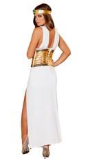 Divine Goddess Costume - White