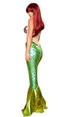 Deluxe Underwater Beauty Costume - Green/Blue