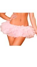 Basic Fluffy Petticoat - Baby Pink