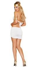 Greek Princess Costume - White