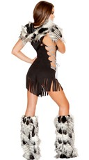 Deluxe Native Costume