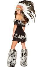 Deluxe Native American Princess Costume