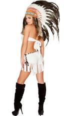 Tribal Trouble Native American Costume