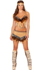 Native American Sweetheart Costume
