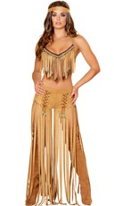 Deluxe Native American Cutie Costume
