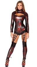 Black Spider Girl Costume