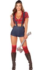 Sexy Lumberjack Costume