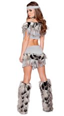 Lusty Native American Maiden Costume
