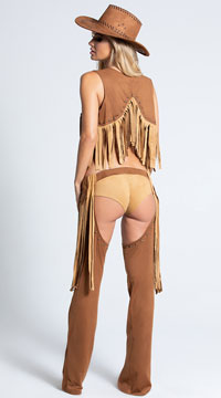Wild West Temptress Costume